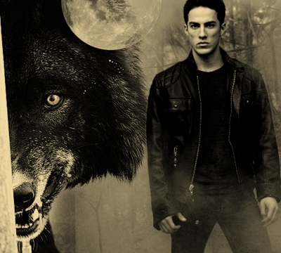 The Vampire Diaries TV montrer fond d'écran titled Tyler Lockwood <3