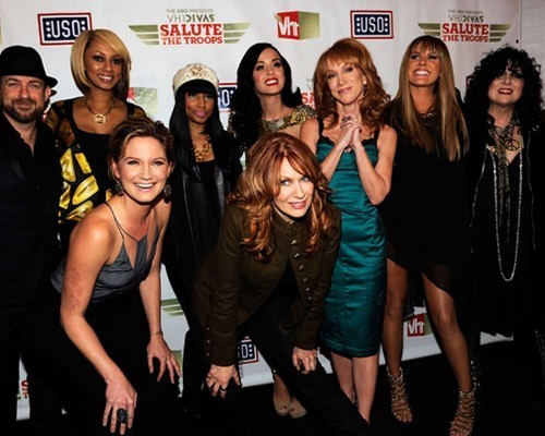 VH1 Divas Salute the Troops