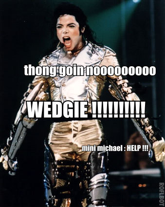 WEDGIE