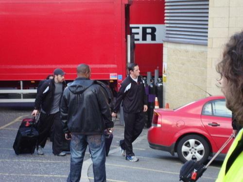 Wade Barrett & Sheamus