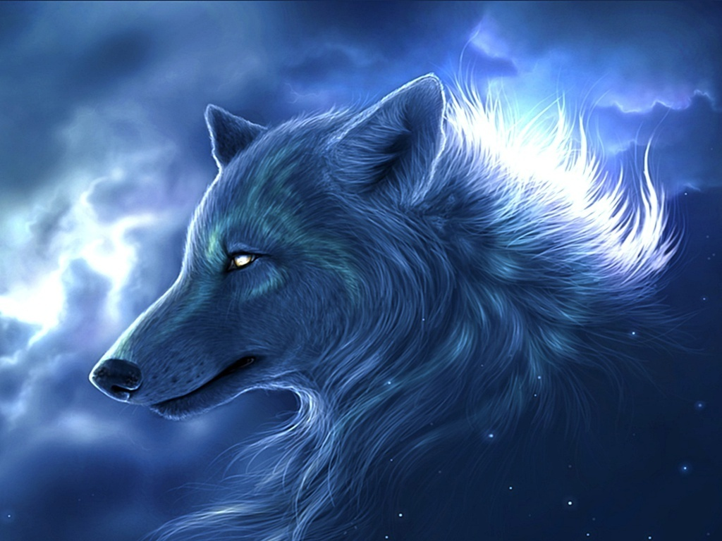 spirit animals wallpaper wolf - photo #9