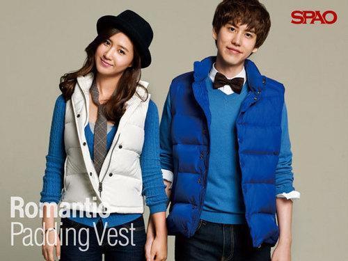 Yuri & Kyuhyun For Spao