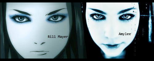 amylee VS Rill Mayer