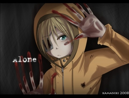 anime dying kenny