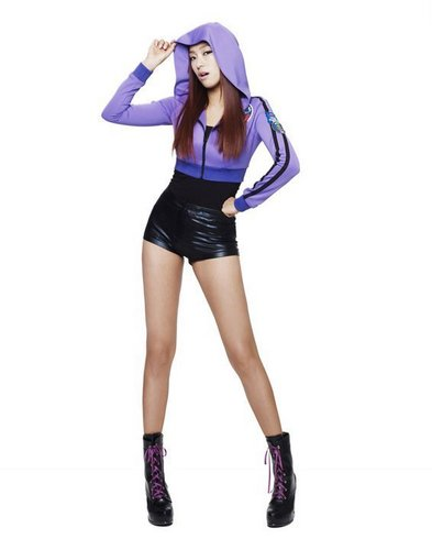 "bora-SISTAR - ""How Dare You"" Concept foto"