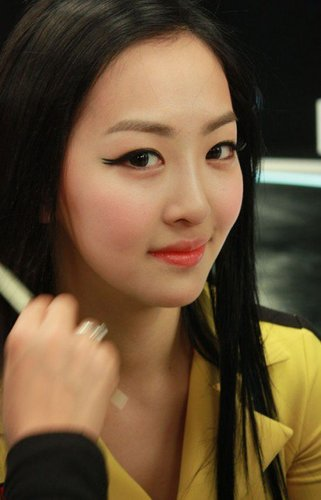 "dasom-SISTAR's ""How Dare You"" BTS foto MV shoot"