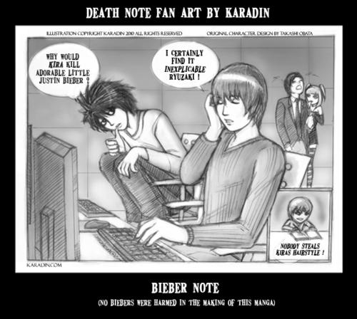 death of justin