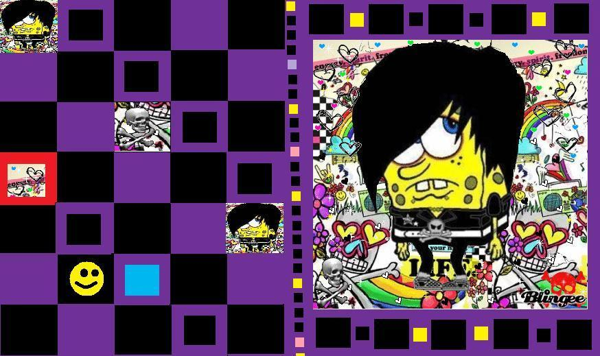 Spongebob Squarepants Images Emo Hd Wallpaper And Background Photos