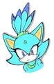 for BlazeTheCatFan: aqua the cat - blaze-the-cat fan art