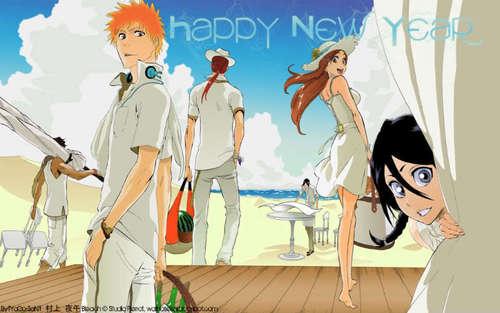 happy new año