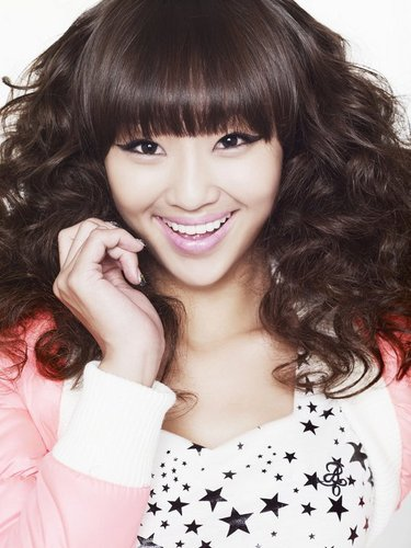 "hyorin-SISTAR - ""How Dare You"" Concept foto's"
