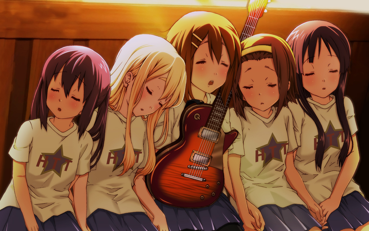 K On ON! images k-on HD wallpaper and background photos (17473350)