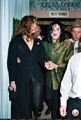 michael attends grammys am records party with brooke sheilds - michael-jackson photo