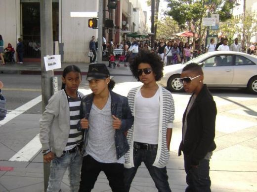 Who is the sexiest out of Mindless Behavior?