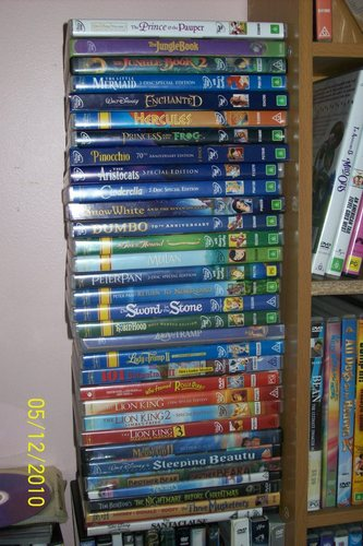 my Disney classics collection