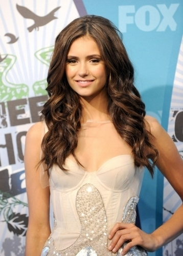 Nina Dobrev fond d'écran possibly with a bustier, attractiveness, and a cocktail dress titled nina