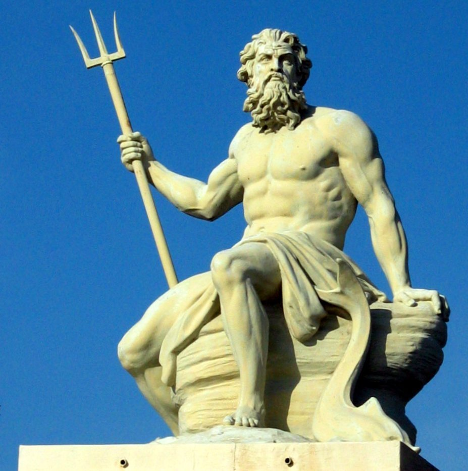 poseidon the god of - photo #17
