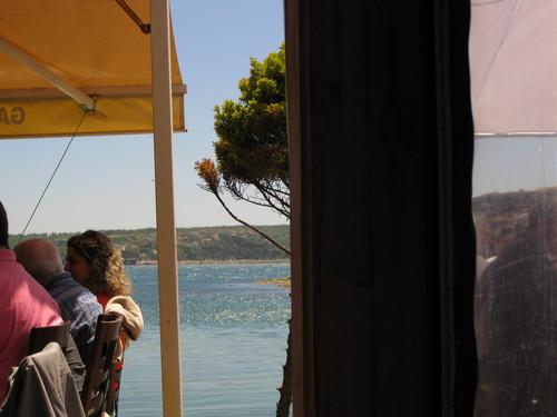 poseidon and the sea