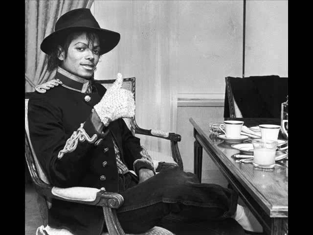 rare MJ foto