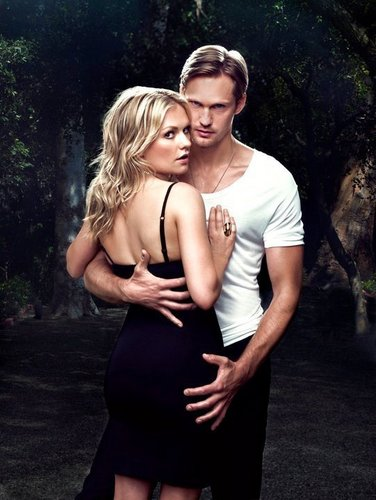 True Blood wallpaper probably with skin and a portrait titled season 4
