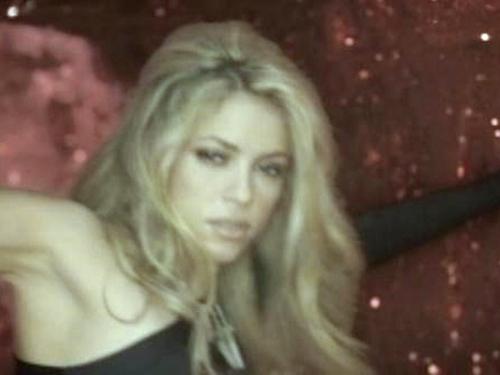Shakira lupo sexy