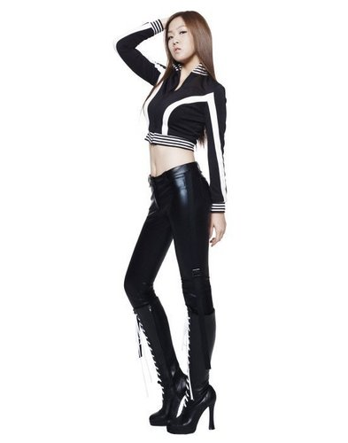 "soyou-SISTAR - ""How Dare You"" Concept foto"