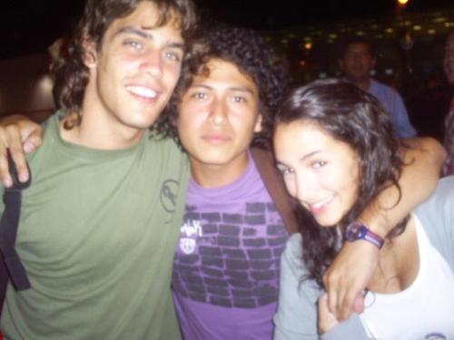 thelma and juan (her boyfriend) :)