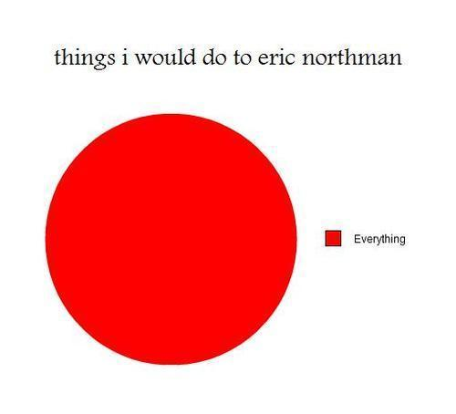things i would do to Eric Northman