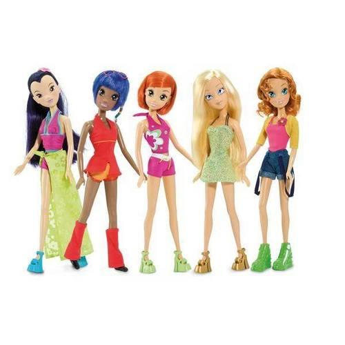 w.i.t.c.h moda merre summer dolls