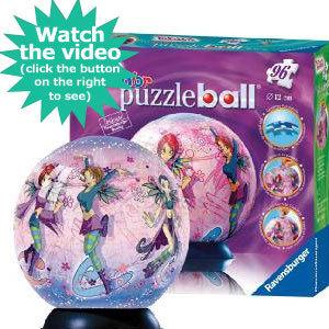w.i.t.c.h puzzleball