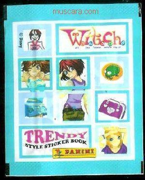 w.i.t.c.h stickers