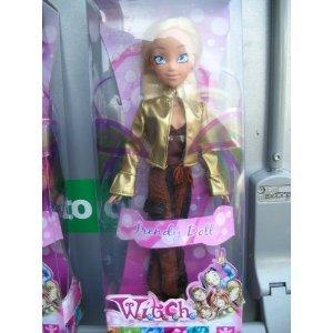 w.i.t.c.h trendy cornelia doll