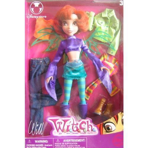 w.i.t.c.h will doll