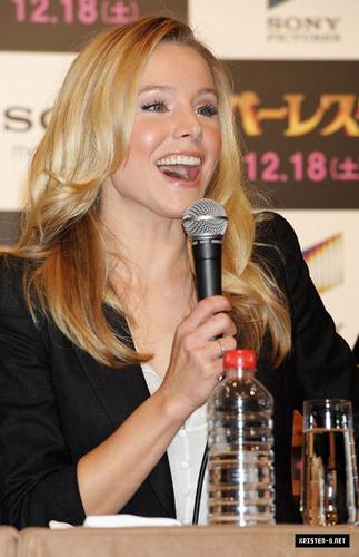 """Burlesque"" Tokyo Press Conference"