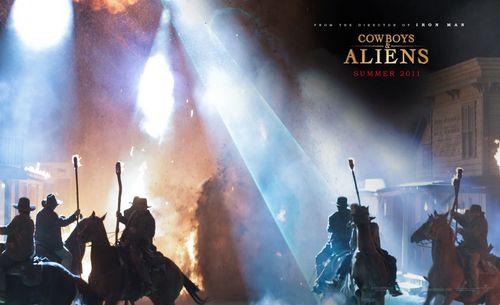 'Cowboys & Aliens' ~ Cowboys/Aliens