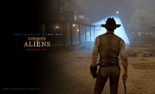 'Cowboys & Aliens' ~ Jake Lonergan