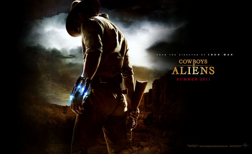 'Cowboys & Aliens' ~ Jake Lonergan