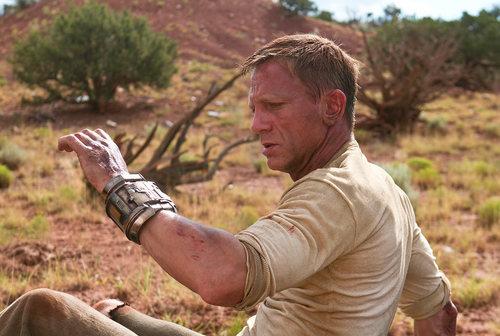 'Cowboys & Aliens' Production Still ~ Daniel Craig as Jake Lonergan