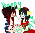 .:HoneyXKiseki:. Happy B-Day!! - rima-the-hedgehog-and-friends photo