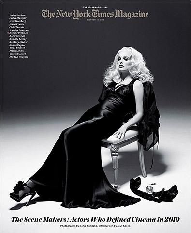 New York Times Hollywood Edition (December 2010)