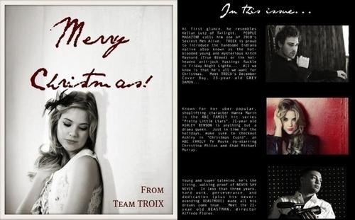 TROIX Magazine (Ashley Benson - December 2010)
