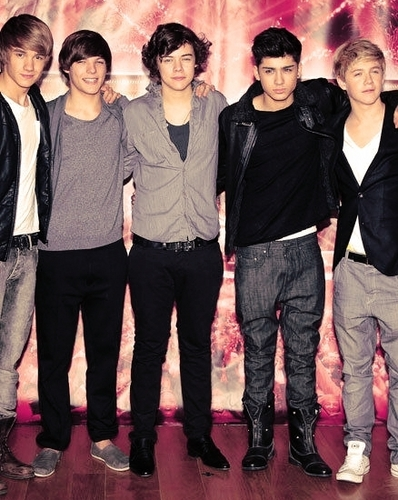 1D Ahead Of The Final Showdown (1D All The Way) :) x