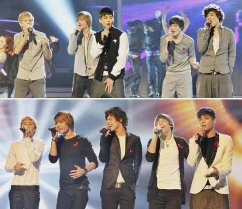 """1D Semi Week 1st Song """"Only Girl In The World"""" & 2nd """"Chasing Cars"""" U Gotta Love Em :) x"""