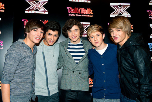 1d Boyz At Secret concierto (I amor These Boyz Soo Much) :) x