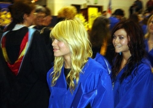 2004 - High School Graduation