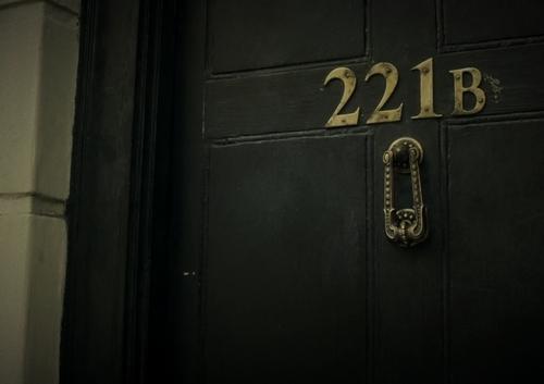 221B Baker straat