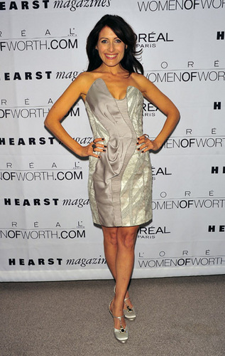5th Annual L'Oreal Women of Worth Awards [December 9, 2010]