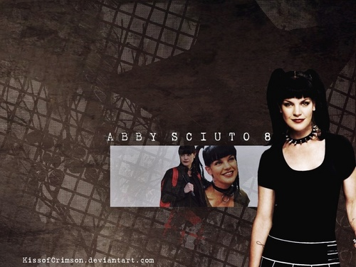 Abby Sciuto S8