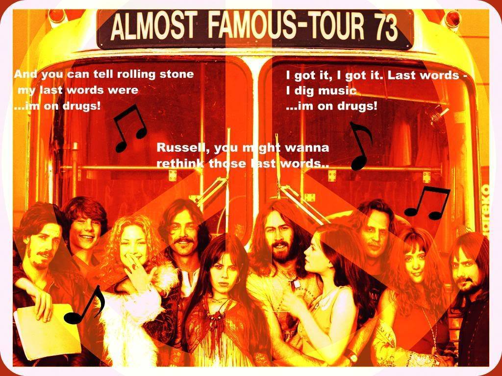 Almost Famous - Almost Famous Wallpaper (17590666) - Fanpop