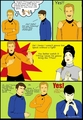 Amok Time - What Really Happened - spirk fan art